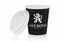 CAFE ROYAL -  Deckel für Becher To Go 2dl (100er Pack)